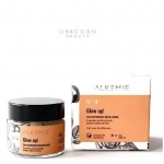 Alkmie Glow Up! 2 w 1 peeling - maska z super owocami 15 ml