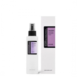 Cosrx AHA/BHA Clarifying Treatment Toner Tonik do twarzy z naturalnymi kwasami AHA I BHA 150ml
