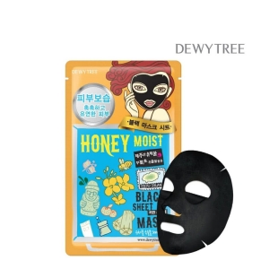 Dewytree Honey Moist Black Maska Nawilżająca 30g