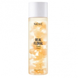 Nacific Real Floral Rose Toner - Tonik z płatkami róż 180 ml