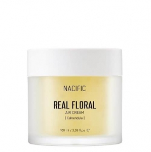 Nacific Real Floral Air Cream Calendula - Krem kwiatowy nagietek 100 ml