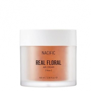 Nacific Real Floral Air Cream Rose - Krem kwiatowy róża 100 ml