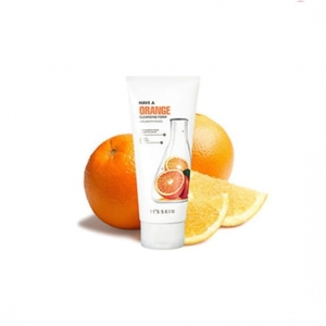 IT'S SKIN Odświeżająca Pianka do Mycia Twarzy, Have a Orange Cleansing Foam 150ml